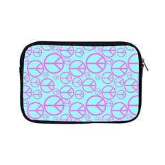 Peace Sign Backgrounds Apple Ipad Mini Zipper Cases by BangZart