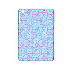 Peace Sign Backgrounds Ipad Mini 2 Hardshell Cases by BangZart