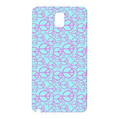 Peace Sign Backgrounds Samsung Galaxy Note 3 N9005 Hardshell Back Case