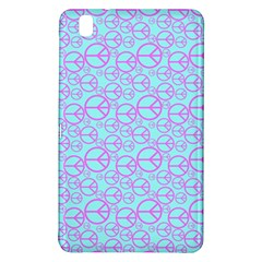 Peace Sign Backgrounds Samsung Galaxy Tab Pro 8 4 Hardshell Case