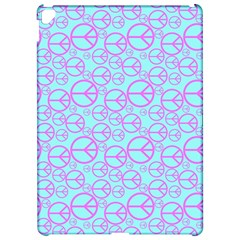 Peace Sign Backgrounds Apple Ipad Pro 12 9   Hardshell Case