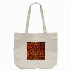 Alien Dj Tote Bag (cream) by BangZart