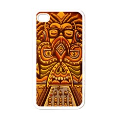 Alien Dj Apple Iphone 4 Case (white) by BangZart