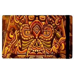Alien Dj Apple Ipad 3/4 Flip Case by BangZart