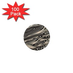 Alien Planet Surface 1  Mini Magnets (100 Pack)