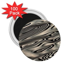 Alien Planet Surface 2 25  Magnets (100 Pack)  by BangZart