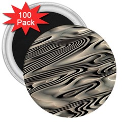 Alien Planet Surface 3  Magnets (100 Pack)