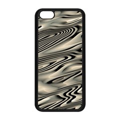 Alien Planet Surface Apple Iphone 5c Seamless Case (black) by BangZart
