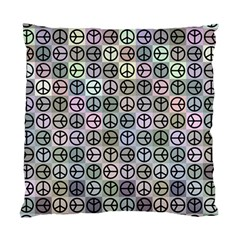 Peace Pattern Standard Cushion Case (two Sides) by BangZart