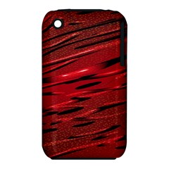 Alien Sine Pattern Iphone 3s/3gs by BangZart