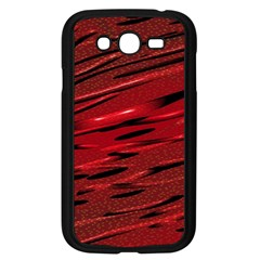 Alien Sine Pattern Samsung Galaxy Grand Duos I9082 Case (black)