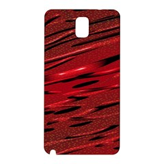 Alien Sine Pattern Samsung Galaxy Note 3 N9005 Hardshell Back Case