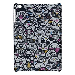 Alien Crowd Pattern Apple Ipad Mini Hardshell Case by BangZart