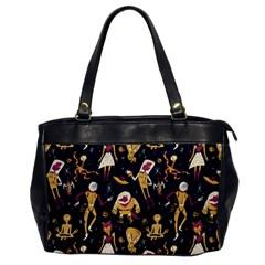 Alien Surface Pattern Office Handbags by BangZart