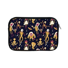 Alien Surface Pattern Apple Ipad Mini Zipper Cases by BangZart