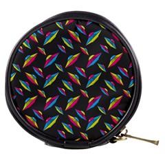 Alien Patterns Vector Graphic Mini Makeup Bags by BangZart