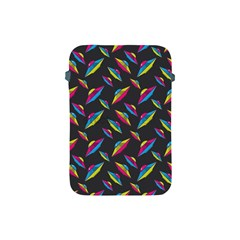 Alien Patterns Vector Graphic Apple Ipad Mini Protective Soft Cases by BangZart