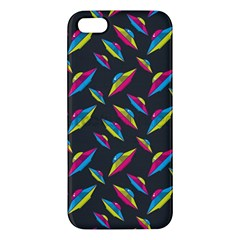 Alien Patterns Vector Graphic Iphone 5s/ Se Premium Hardshell Case by BangZart