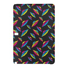 Alien Patterns Vector Graphic Samsung Galaxy Tab Pro 10 1 Hardshell Case by BangZart