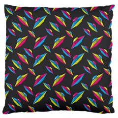 Alien Patterns Vector Graphic Standard Flano Cushion Case (one Side)