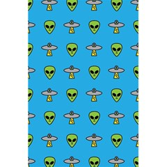 Alien Pattern 5 5  X 8 5  Notebooks by BangZart