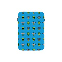 Alien Pattern Apple Ipad Mini Protective Soft Cases by BangZart