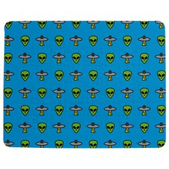 Alien Pattern Jigsaw Puzzle Photo Stand (rectangular)