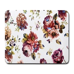 Texture Pattern Fabric Design Large Mousepads