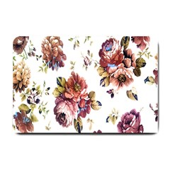 Texture Pattern Fabric Design Small Doormat  by BangZart