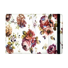Texture Pattern Fabric Design Apple Ipad Mini Flip Case by BangZart