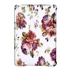 Texture Pattern Fabric Design Apple Ipad Mini Hardshell Case (compatible With Smart Cover) by BangZart