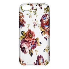 Texture Pattern Fabric Design Apple Iphone 5c Hardshell Case by BangZart