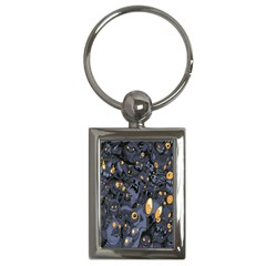 Monster Cover Pattern Key Chains (rectangle)  by BangZart