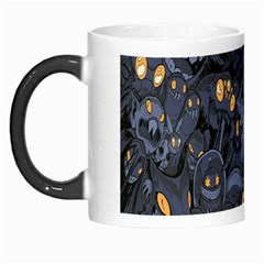 Monster Cover Pattern Morph Mugs by BangZart
