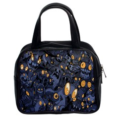 Monster Cover Pattern Classic Handbags (2 Sides)