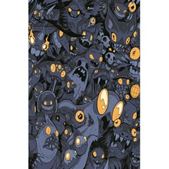 Monster Cover Pattern 5 5  X 8 5  Notebooks by BangZart
