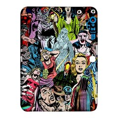 Vintage Horror Collage Pattern Samsung Galaxy Tab 4 (10 1 ) Hardshell Case  by BangZart