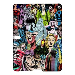 Vintage Horror Collage Pattern Samsung Galaxy Tab S (10 5 ) Hardshell Case  by BangZart