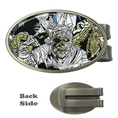 The Monster Squad Money Clips (oval)  by BangZart