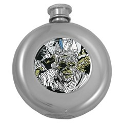 The Monster Squad Round Hip Flask (5 Oz)