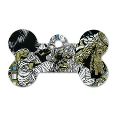 The Monster Squad Dog Tag Bone (two Sides) by BangZart
