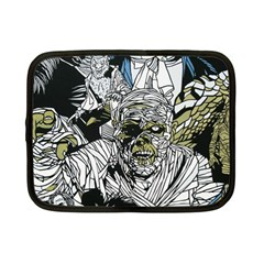 The Monster Squad Netbook Case (small)  by BangZart