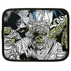 The Monster Squad Netbook Case (large) by BangZart