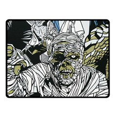 The Monster Squad Fleece Blanket (small) by BangZart