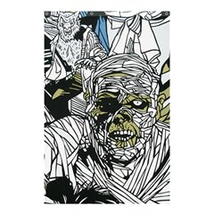 The Monster Squad Shower Curtain 48  X 72  (small)  by BangZart