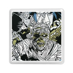 The Monster Squad Memory Card Reader (square)  by BangZart