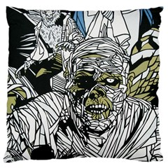 The Monster Squad Large Cushion Case (one Side) by BangZart
