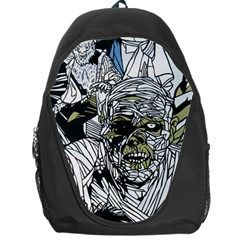 The Monster Squad Backpack Bag by BangZart