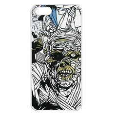 The Monster Squad Apple Iphone 5 Seamless Case (white) by BangZart