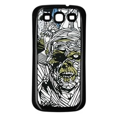 The Monster Squad Samsung Galaxy S3 Back Case (black) by BangZart